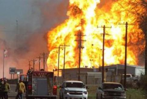 Халатность сотрудников могла стать причиной взрыва в Техасе