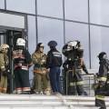 Из Қазмедиа орталығы эвакуированы журналисты