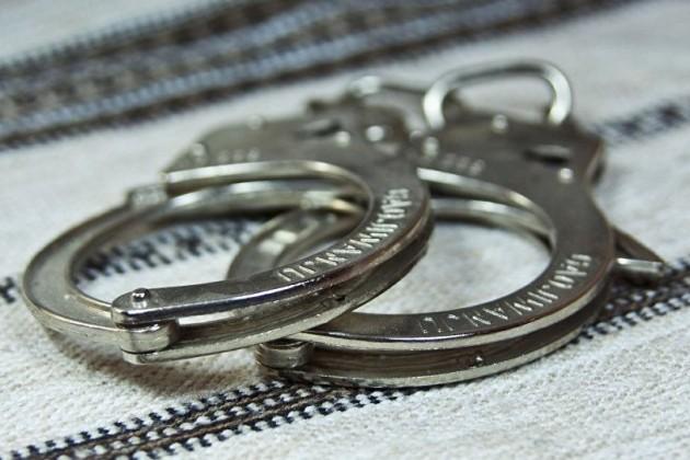 Задержан замначальника департамента полиции Акмолинской области