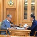 Президент дал ряд поручений акиму Алматы