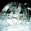 В Астане выберут лучшую ледяную скульптуру