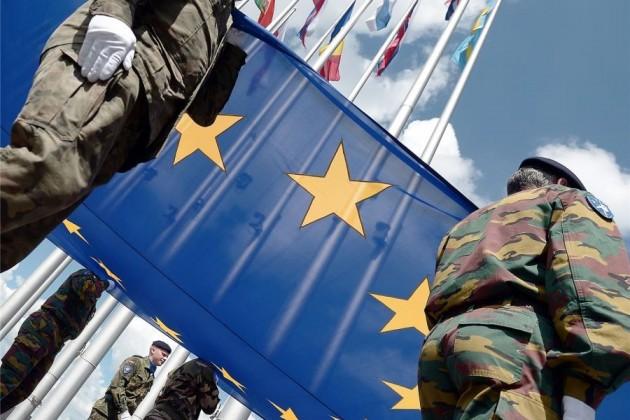 Лондон выступает против создания европейской армии