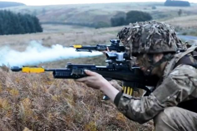 Спецназовцы РК стали вторыми на мировых соревнованиях