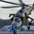 В Минобороне Армении рассказали о сбитом азербаджанском вертолете