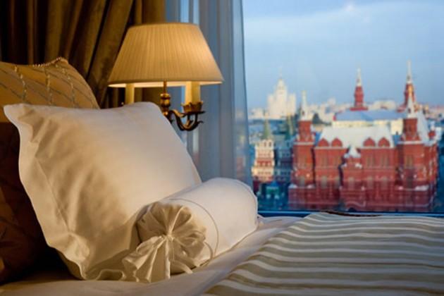 Заполняемость московских отелей обвалилась до 60%