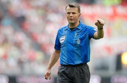 Назначен арбитр на матч «Реала» и «Боруссии»