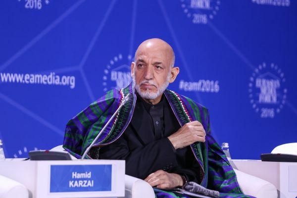 Хамид Карзай: Странам мира не хватает доверия