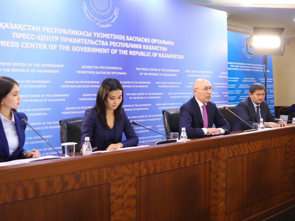 Кайрат Келимбетов: заработная плата служащих МФЦА будет составлять доодного млн тенге
