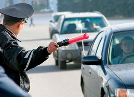 Дорожная полиция ЮКО подделывала документы