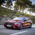Mercedes-Benz CLS— теперь только купе