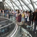 3сентября наЭКСПО зафиксировано рекордное число посетителей