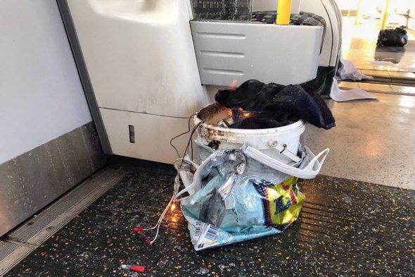 Взрыв влондонском метро посчитали терактом