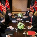 Дональд Трамп пообещал снять санкции сКНДР