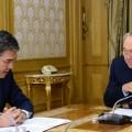 Нурсултан Назарбаев похвалил Асета Исекешева за инновационный подход