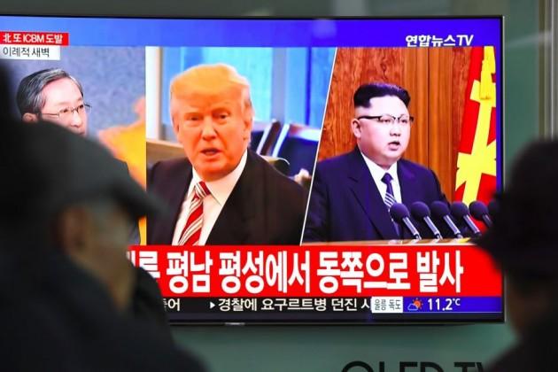 Ким Чен ЫниДональд Трамп проведут встречу
