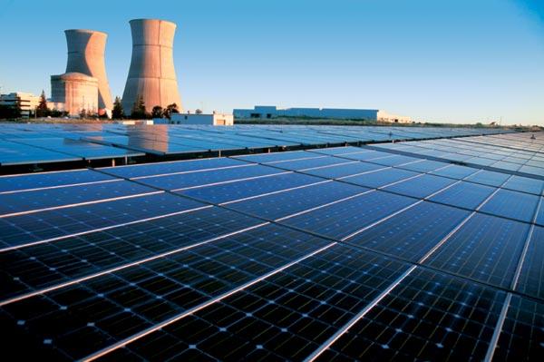 Солнечную электростанцию планируют построить в Актау