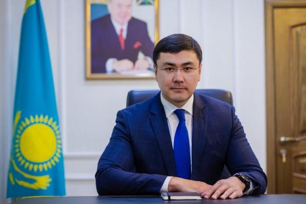 Заместителем акима столицы назначен Бактияр Макен