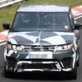 Range Rover Sport R-S уже тестируют