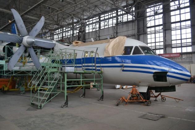 Харьковский авиазавод может заключить контракты с Казахстаном