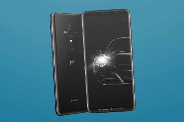 Huawei примерил дизайн Porsche