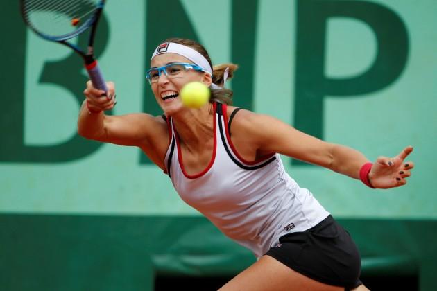 Ярослава Шведова поднялась на 15 мест в рейтинге WTA