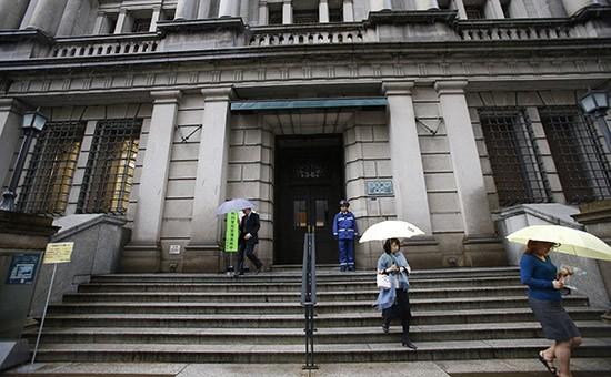 Банк Японии думает о снижении ставки