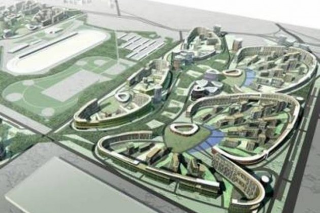 Самрук-Казына выберет лучший «Зеленый квартал»