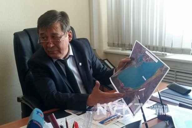 Задержан глава отдела земельных отношений Караганды