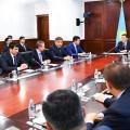 Дархан Калетаев возглавил Канцелярию премьер-министра