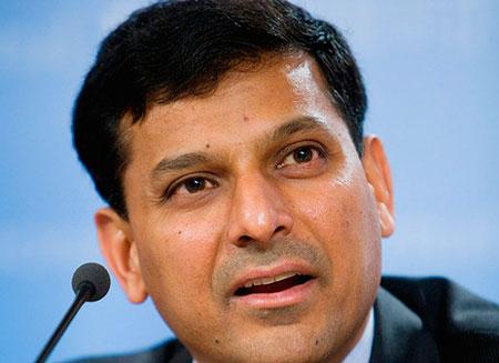 Рагурам Раджан повлиял на рост рупии