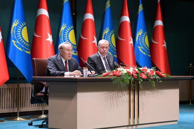 Торговля Казахстана иТурции вырастет до $5млрд