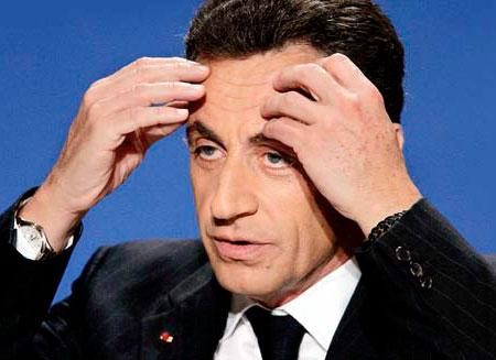 Саркози вышел из Конституционного совета Франции