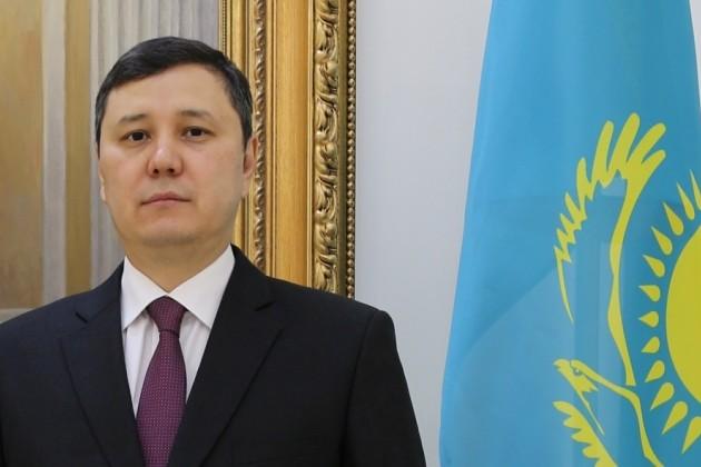 Бауыржан Акатаев стал консулом Казахстана вМоскве