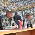 Министр обороны РК подвел итоги учения Каратау-2015