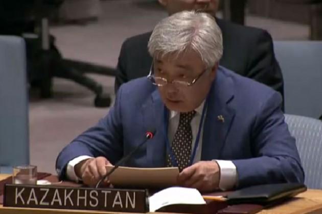 Казахстан высказал свою позицию по вопросу Сирии