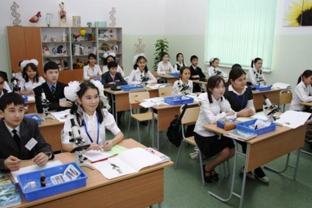 В Астане откроют три новых школы