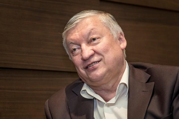 Анатолий Карпов: Не люблю игры, где все решает шанс