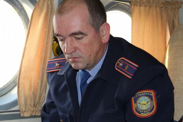 Юрий Редько покинул пост начальника УДП Алматы