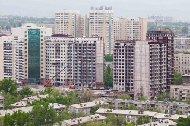 Рынок вторичного жилья Алматы расширен на 5,78%