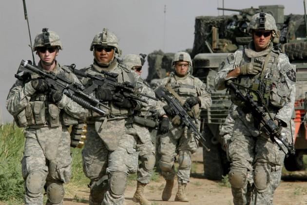 Названы пять уязвимых мест армии CША