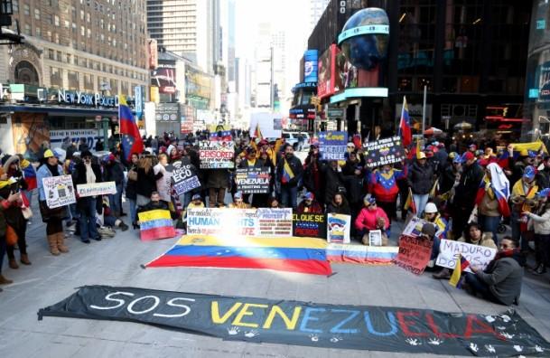 В Венесуэле покупатели будут проходить дактилоскопию