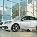 Обзор нового Subaru Legacy и парочки «заряженных» BMW – X3 M и X4 M