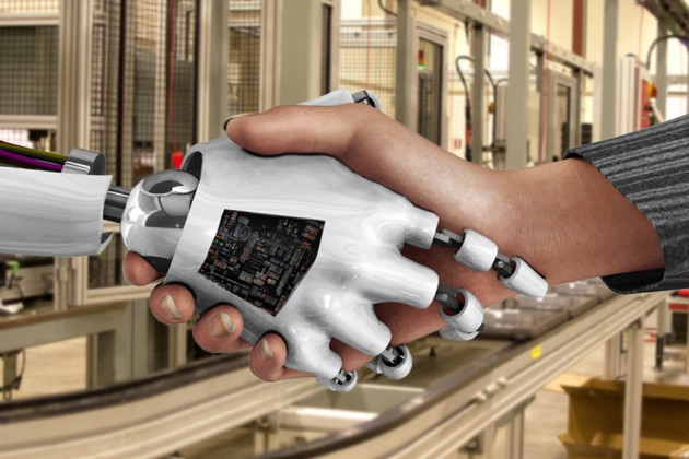 Кто развивает казахстанскую робототехнику