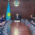 Правительство Казахстана подвело итоги 8месяцев