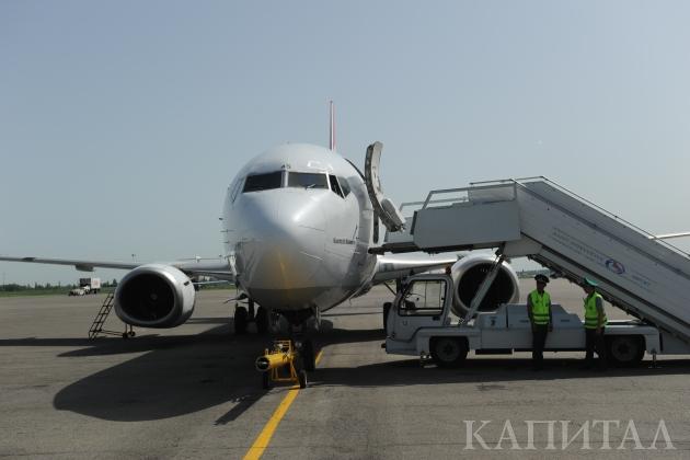 Названы самые пунктуальные авиакомпании вКазахстане
