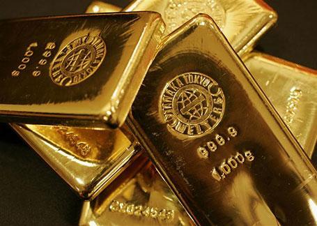 Инвесторы предпочитают доллары золоту