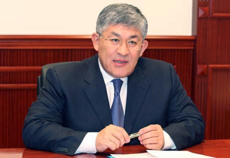 Кушербаев стал заместителем Премьер-Министра