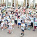 Сбербанк Казахстан провел шестой «Зеленый марафон» в Алматы