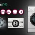 Стиральная машинаLG F1096ND3— 6движений эффективной заботы