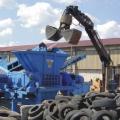 В Таразе будут перерабатывать автомобильные шины